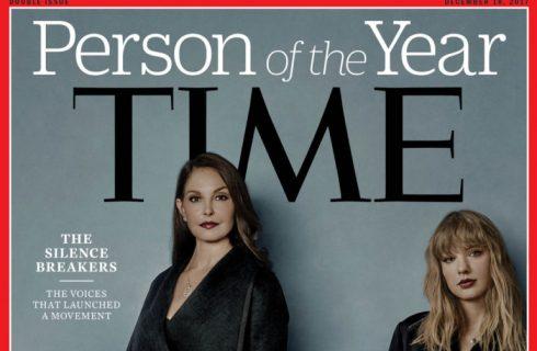Movimento de mulheres que denunciaram o assédio é escolhido 'personalidade de 2017' pela revista 'Time'